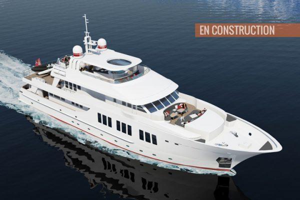 Motor Yacht 135′