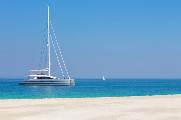 WindQuest – Long Island 85′ Sailing Catamaran