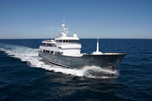 Axantha II – 141′ Research Vessel