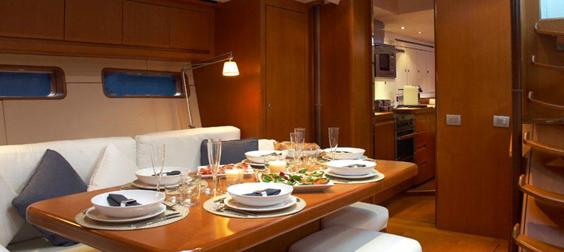 Atalanta - 82' Sailing Yacht - JFA Yachts