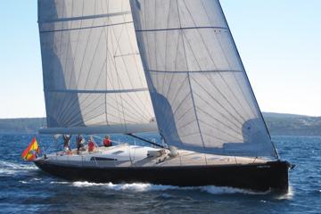 Atalanta – 82′ Sailing Yacht