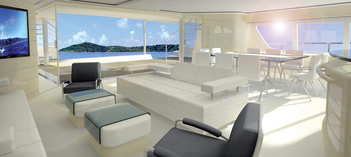 Long Island 100' - Sailing Catamaran - JFA Yachts