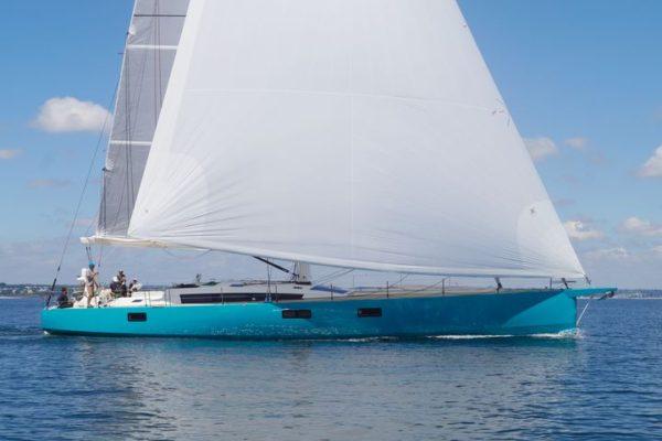 FC2 – Fast Cruiser 70′ Monocoque