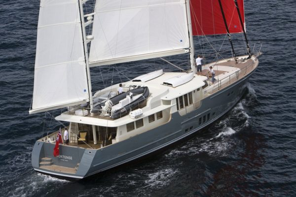 Hortense – 90′ Motor Sailor