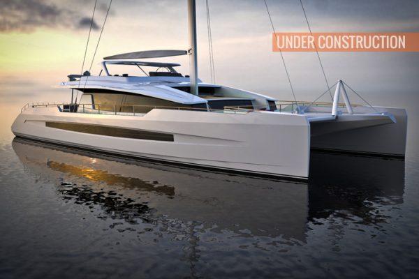 Long Island 100′ – Sailing Catamaran