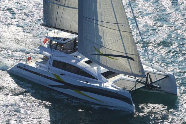 Long Island – Catamaran 85′