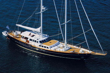 Magistral – Sailing yacht – 118′