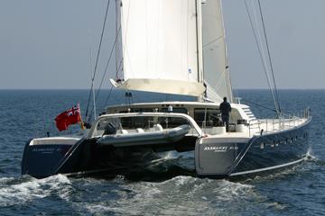 Sun Tenareze – Catamaran 85′