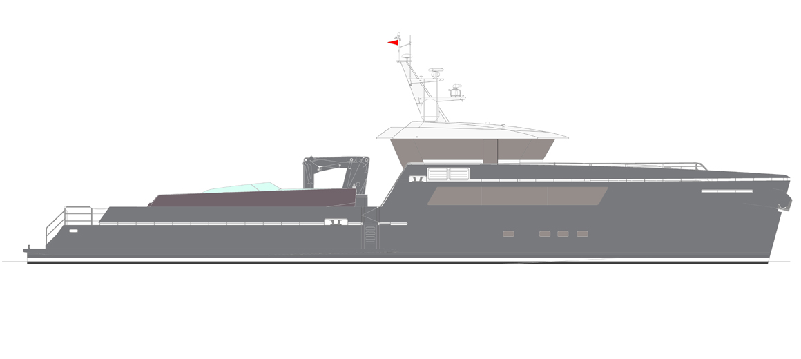 Adventure Yacht - 139' Motor Yacht - JFA Yachts