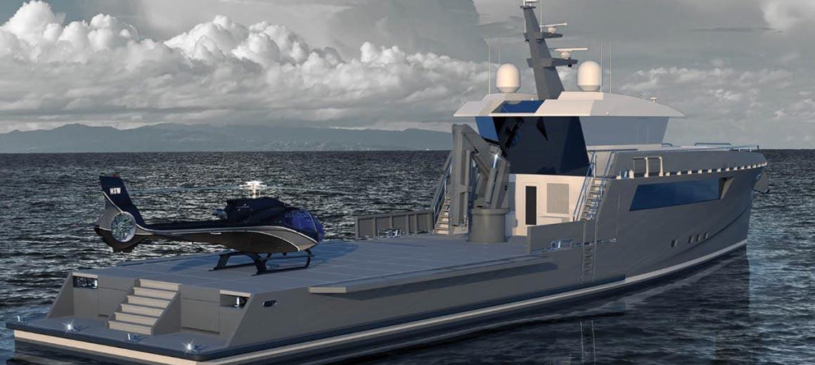 motor yacht - adventure yacht 139 u0026 39