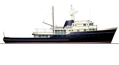 Classic Explorer – Motor Yacht 160′