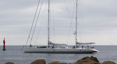 Mari Cha III – 146′ Sailing Yacht