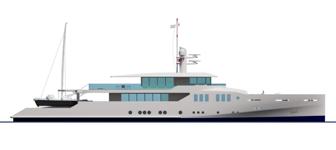 Motor Yacht – World Explorer 164′ - JFA Yachts