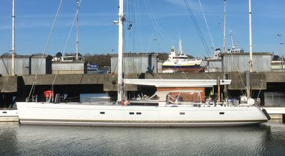 Whimsy – Sailing yacht 78′
