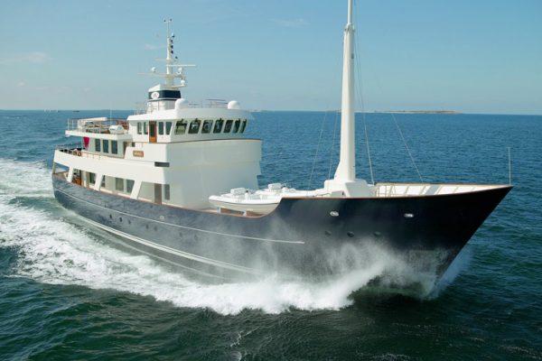 Axantha I – Motor yacht 122′