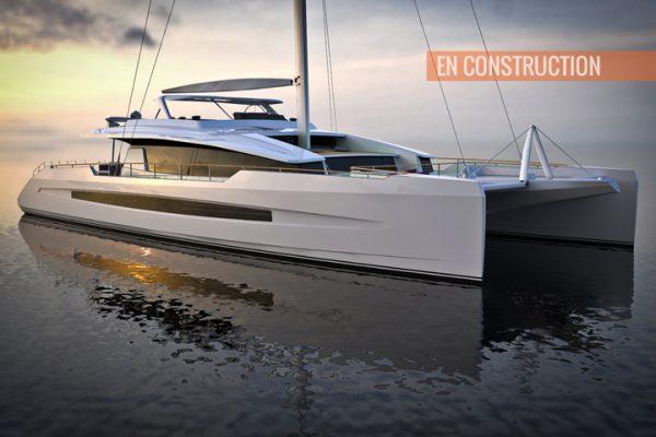 Long Island 100′ – Catamaran