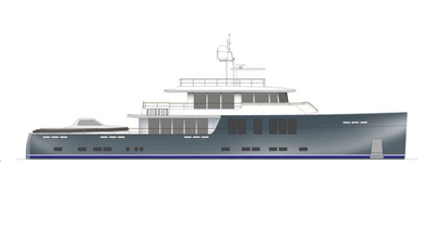 New Explorer – Motor Yacht 144′