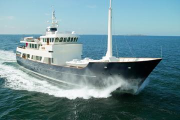 Axantha I – 122′ Motor Yacht