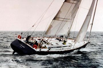 Boréale – 60′ Sailing Yacht
