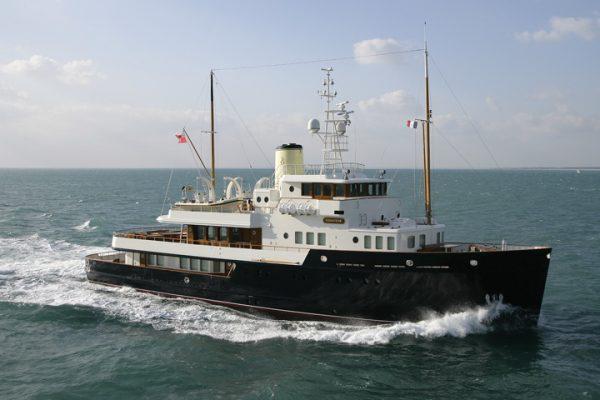 Bystander – 138′ Escort Vessel