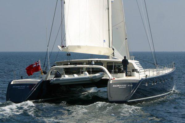 Sun Tenareze – 85′ Sailing Catamaran
