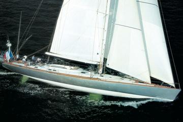 Ti Moune – 86′ Sailing Yacht
