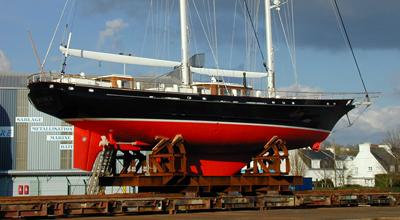 Reesle – 100′ Sailing Yacht