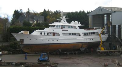 Jaguar – 118′ Motor Yacht