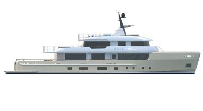 Arcana – motor yacht 124′