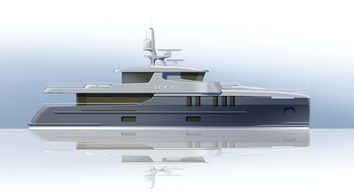 Yacht d'Exploration – Motor Yacht 110′
