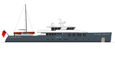 164′ Exploration Motor Yacht