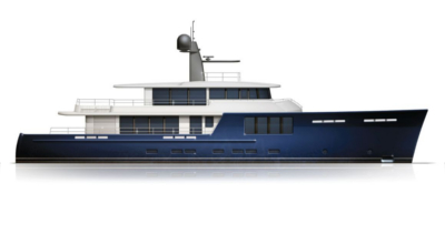 New Explorer – Motor Yacht 118′