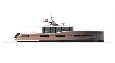 Vue à 360° – Motor Yacht 80′