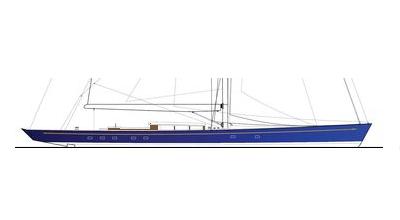 Classic Sloop – 183′ Sailing Yacht