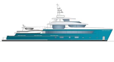 Motor Yacht – Adventure Yacht 164′